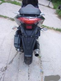 Бензобак, новые оригинальные запчасти qingqi на мотоцикл skybike dragon, blade, liger