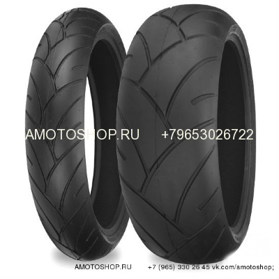 SHINKO 005 ADVANCE120/70ZR17 58W F005