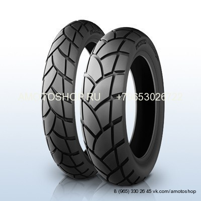 "Покрышка Michelin 17"" 130/80 R17  ANAKEE 2 (65H) TL/TT"