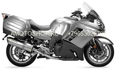 Глушители two brothers Kawasaki Zzr 1400