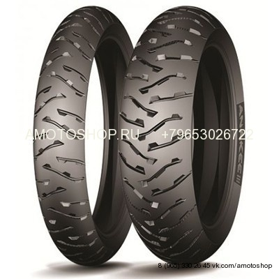 "Покрышка Michelin 17"" 170/60 R17  ANAKEE 3 (72V) TL/TT"
